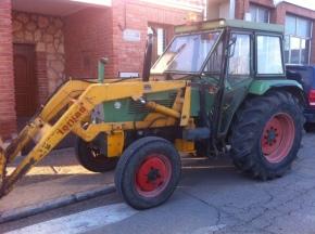 tractores con pala usados en Burgos