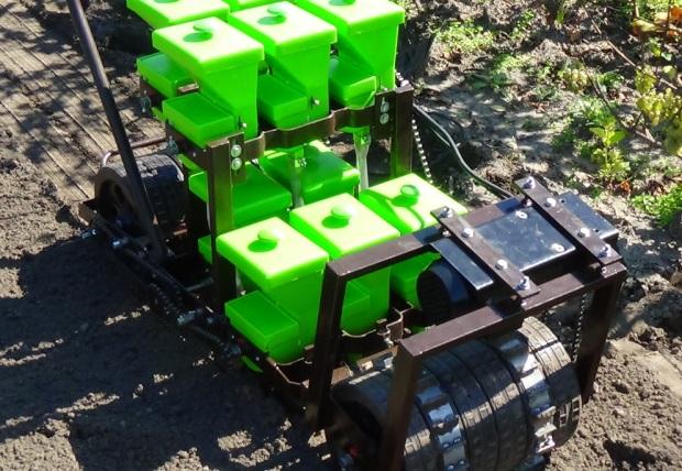 sembradoras monograno con motor en Almeria