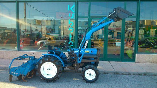 mini tractores baratos en Soria