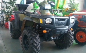 quads ATV 4x4 de segunda mano en Burgos