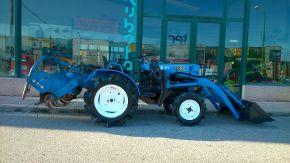 tractores para huerta baratos en Valladolid