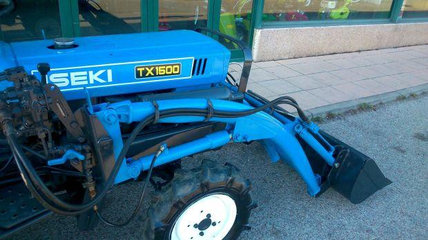 tractores pequeños de segunda mano en Burgos