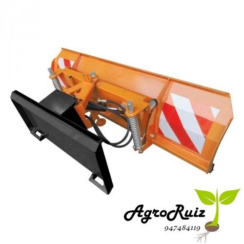 cuchillas quitanieves para tractor en Palencia