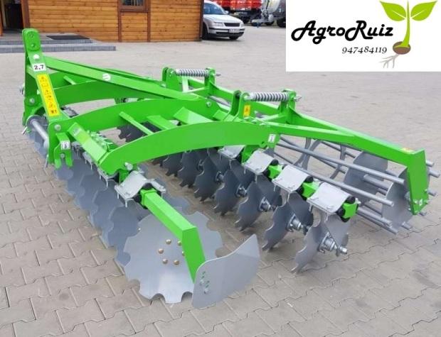 grada rapida para tractores en Burgos