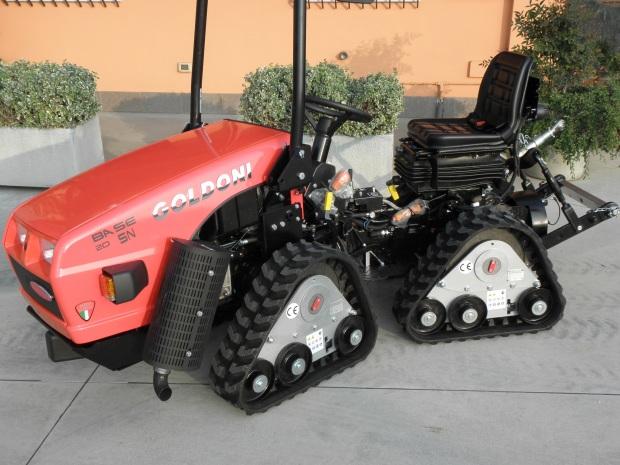 orugas para tractores articulados en bilbao