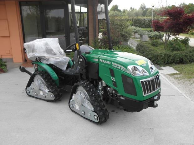 orugas para tractores en LLeida