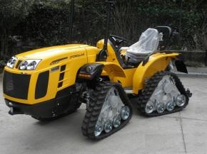 orugas para tractores Pasquali articulados en Galicia