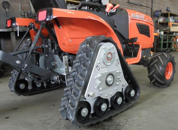 orugas para mini tractores en Vizcaya
