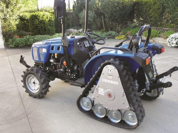 orugas para tractores en Gerona