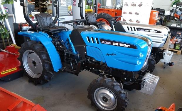 Mini tractores nuevos en Burgos