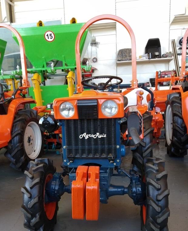 micro tractores en Burgos